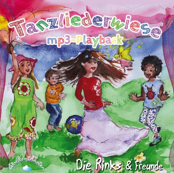 Tanzliederwiese - MP3-Playbacks